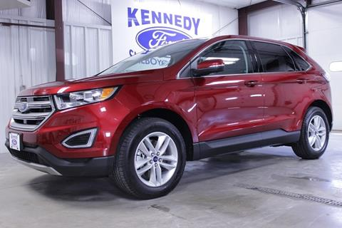 2017 Ford Edge for sale in Sheboygan Falls, WI