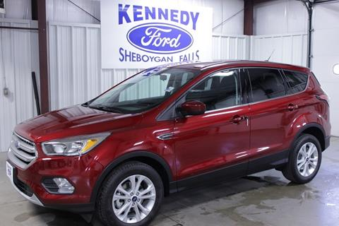 2017 Ford Escape for sale in Sheboygan Falls, WI