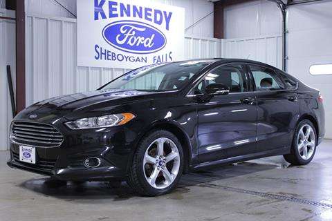 2014 Ford Fusion for sale in Sheboygan Falls, WI