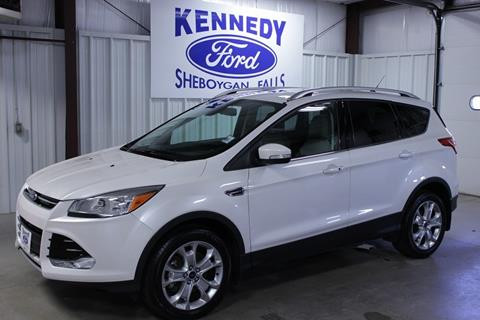 2015 Ford Escape for sale in Sheboygan Falls, WI
