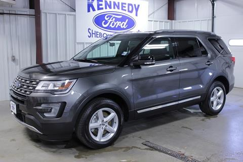 2017 Ford Explorer for sale in Sheboygan Falls, WI