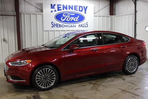 2018 Ford Fusion for sale in Sheboygan Falls, WI