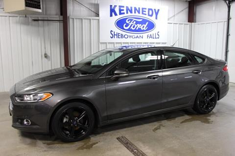 2016 Ford Fusion for sale in Sheboygan Falls, WI