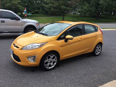 2011 Ford Fiesta for sale in Broadway, VA