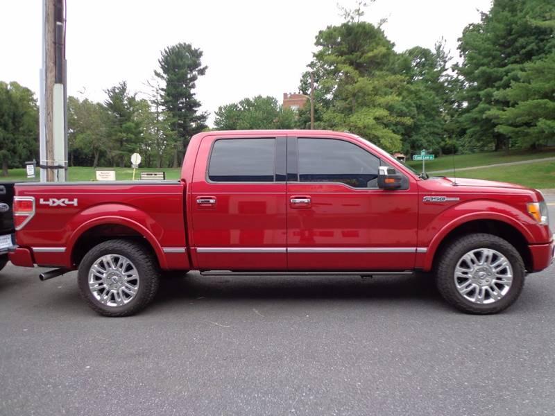 2010 ford f-150 platinum in broadway va - trax auto ii