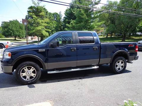 2006 Ford F-150 for sale in Broadway, VA