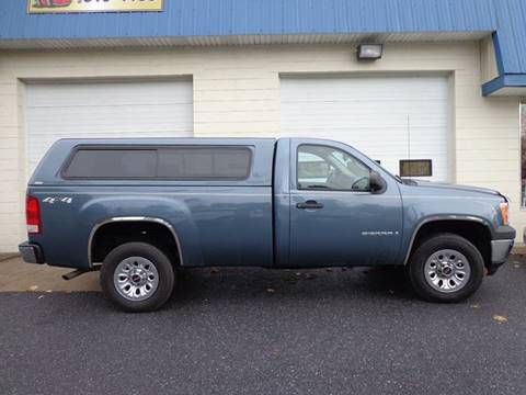 2008 GMC Sierra 1500 for sale in Broadway, VA