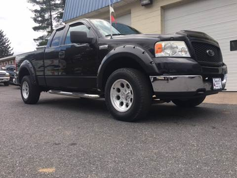 2005 Ford F-150 for sale in Broadway, VA