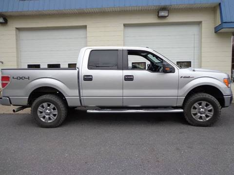 2012 Ford F-150 for sale in Broadway, VA
