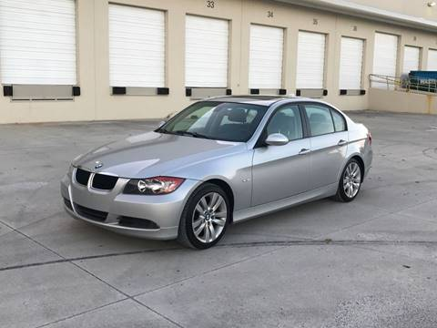 2006 BMW 3 Series for sale in Coral Springs FL