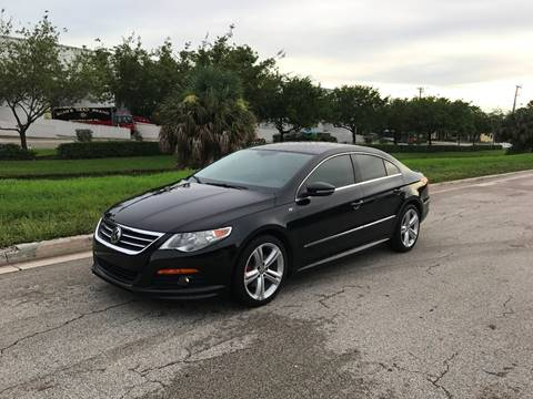 2010 Volkswagen CC for sale at EUROPEAN AUTO ALLIANCE LLC in Coral Springs FL