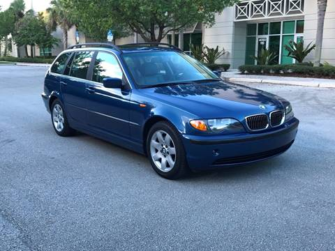 2002 BMW 3 Series for sale in Coral Springs, FL