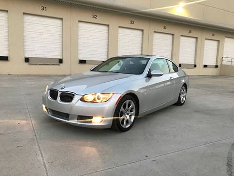 2009 BMW 3 Series For Sale In Coral Springs FL
