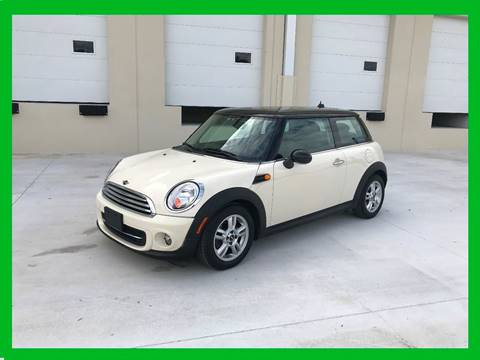 2012 MINI Cooper Hardtop for sale at EUROPEAN AUTO ALLIANCE LLC in Coral Springs FL