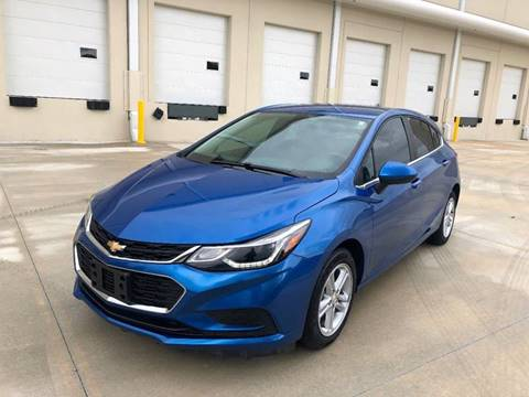 2017 Chevrolet Cruze for sale at EUROPEAN AUTO ALLIANCE LLC in Coral Springs FL
