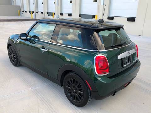 2014 MINI Hardtop for sale at EUROPEAN AUTO ALLIANCE LLC in Coral Springs FL