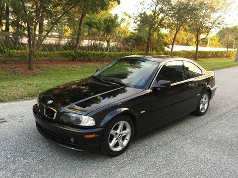 2003 BMW 3 Series for sale at EUROPEAN AUTO ALLIANCE LLC in Coral Springs FL