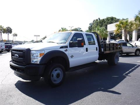2016 Ford F-450 Super Duty for sale in Live Oak, FL