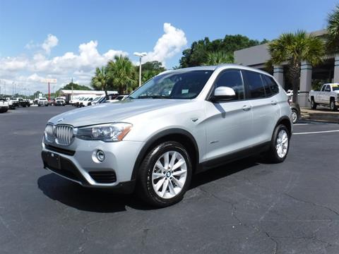 2016 BMW X3 for sale in Live Oak, FL