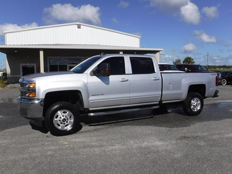 2015 Chevrolet Silverado 2500HD for sale in Live Oak, FL