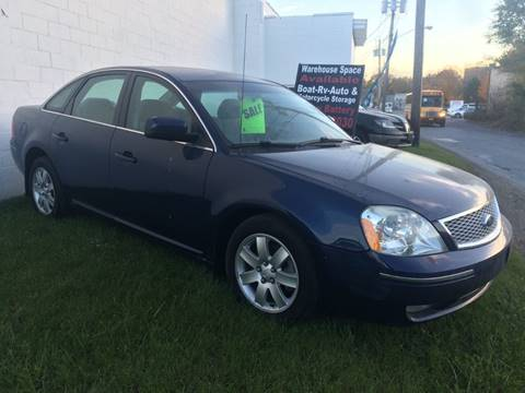 2007 Ford Five Hundred for sale in Albany, NY