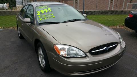 2002 Ford Taurus for sale in Bensalem, PA