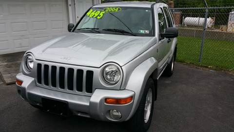 2004 Jeep Liberty for sale in Bensalem, PA