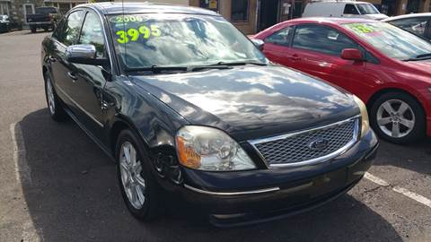 2006 Ford Five Hundred for sale in Bensalem, PA