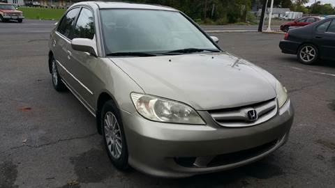 2005 Honda Civic for sale in Bensalem, PA