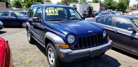 2007 Jeep Liberty for sale in Bensalem, PA