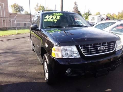 2005 Ford Explorer for sale in Bensalem, PA