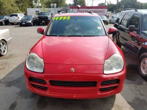 2006 Porsche Cayenne for sale at PHARAOH AUTO SALES in San Antonio TX