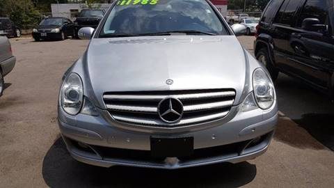 2006 Mercedes-Benz R-Class for sale at PHARAOH AUTO SALES in San Antonio TX