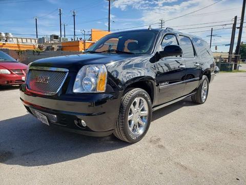 2009 GMC Yukon XL for sale in San Antonio, TX