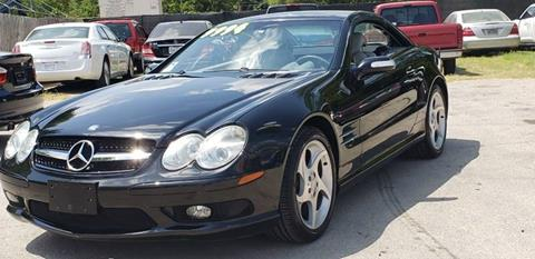 2004 Mercedes-Benz SL-Class for sale in San Antonio, TX