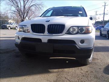 2004 BMW X5 for sale at PHARAOH AUTO SALES in San Antonio TX