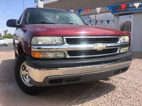 2005 Chevrolet Tahoe for sale in Scottsdale, AZ