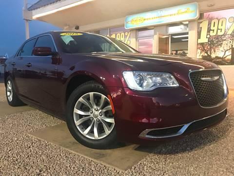 2015 Chrysler 300 for sale in Scottsdale, AZ