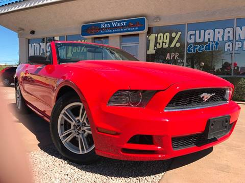 2013 Ford Mustang for sale in Scottsdale, AZ