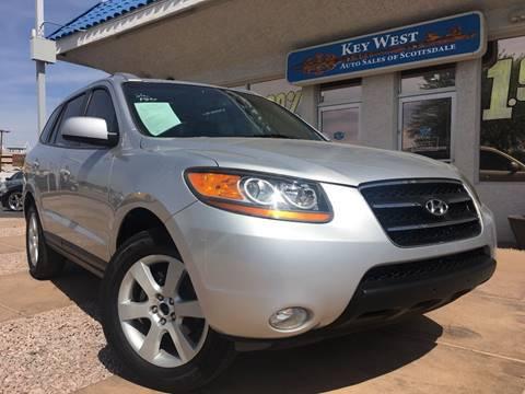 2008 Hyundai Santa Fe for sale in Scottsdale, AZ