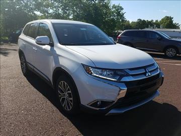 2017 Mitsubishi Outlander for sale in Quakertown, PA