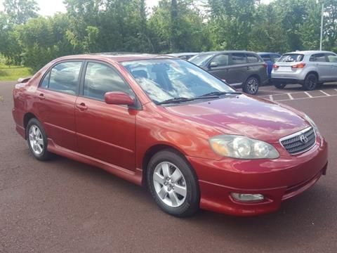 2007 Toyota Corolla for sale in Quakertown PA
