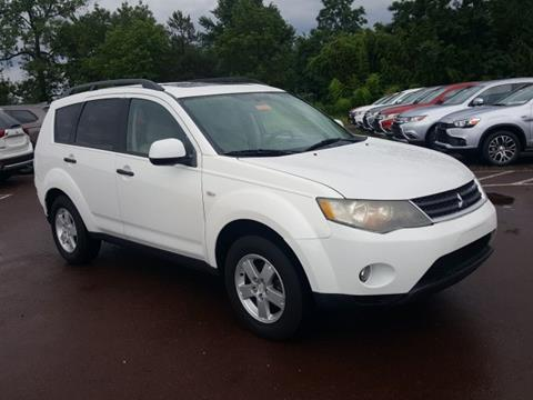 2007 Mitsubishi Outlander for sale in Quakertown PA