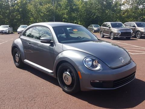 2014 Volkswagen Beetle for sale in Quakertown, PA