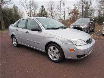 2005 Ford Focus for sale in Quakertown, PA