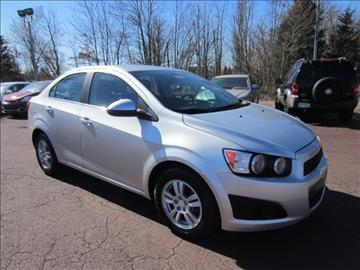 2014 Chevrolet Sonic for sale in Quakertown, PA