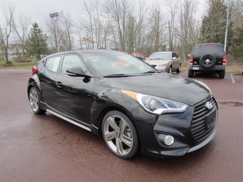 2014 Hyundai Veloster Turbo for sale in Quakertown, PA