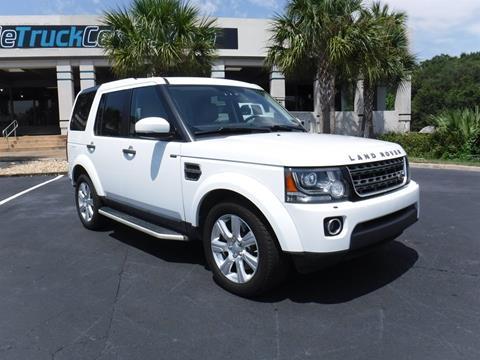 2015 Land Rover LR4 for sale in Jacksonville, FL