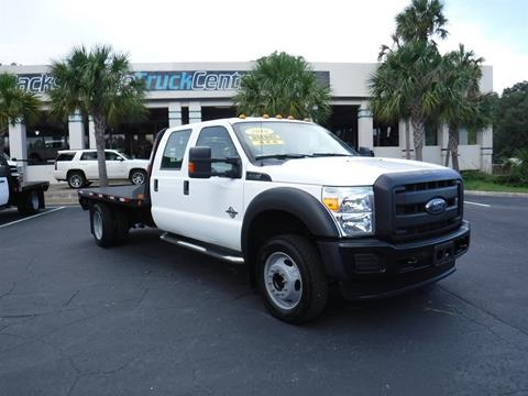2016 Ford F-550 for sale in Jacksonville, FL