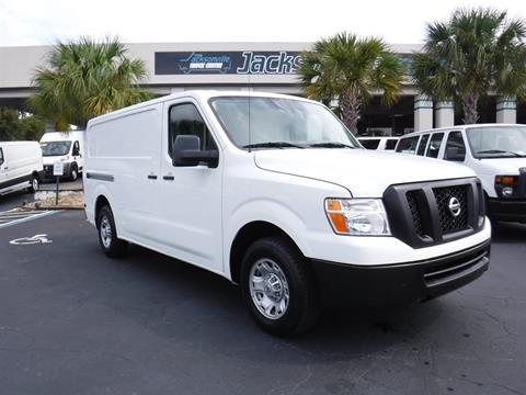 2016 Nissan NV Cargo for sale in Jacksonville, FL